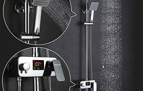 Derpras Luxury Shower System