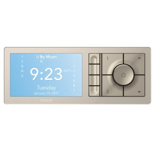 Moen Bathroom Controller