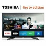 Toshiba 43 inch 4K Ultra HD Smart LED TV HDR