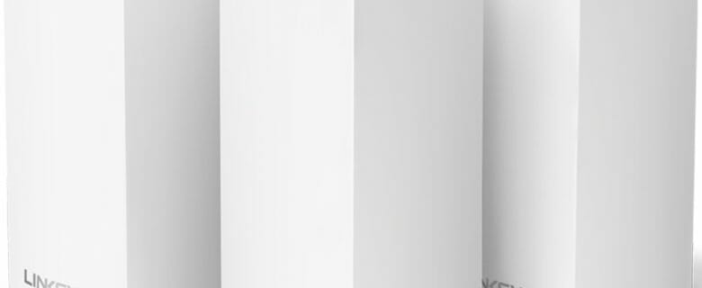 Velop Tri-Band Home Mesh WiFi System - WiFi Router