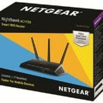 NETGEAR Nighthawk Smart WiFi Router