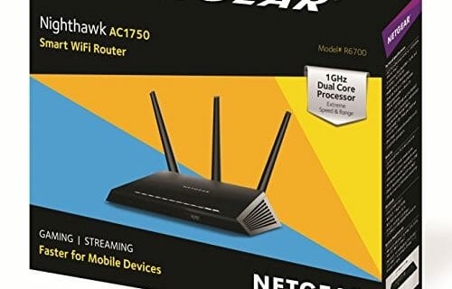 NETGEAR Nighthawk Smart WiFi Router (R6700)