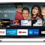 Insignia NS 24-inch 720p HD Smart LED TV