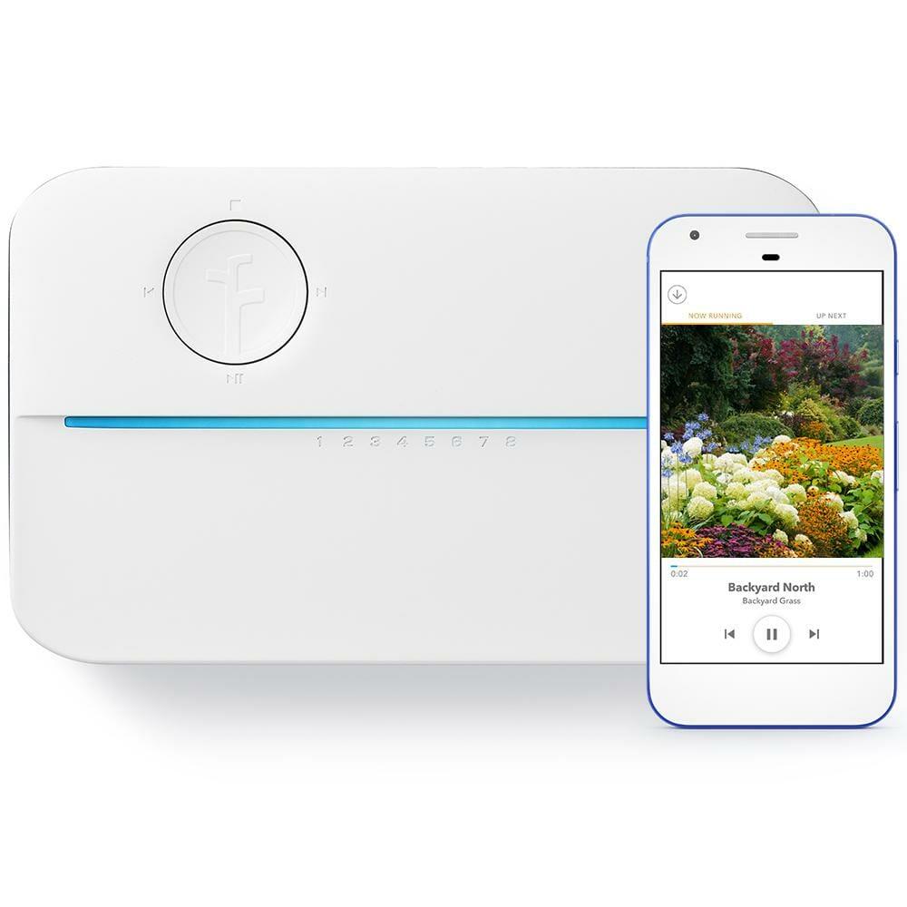 Rachio 3 Smart Sprinkler Controller, Works with Alexa, 8 Zone